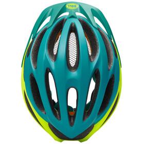 Bell Traverse Mips Fietshelm geel/turquoise